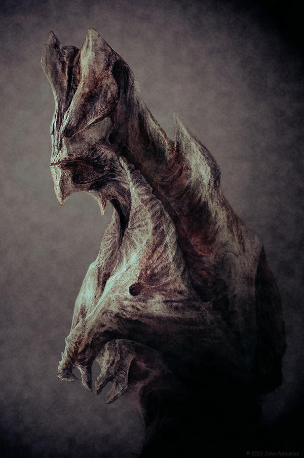 Demon Design by JohnPatsakios