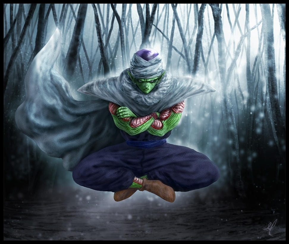 Piccolo by JohnPatsakios