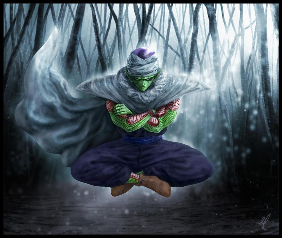 Piccolo by JohnPatsakios on DeviantArt
