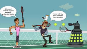 Desafio tenis camp de paula