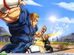 Street Fighter IV Desktop