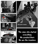Fnaf Comic Page 4 | Intro