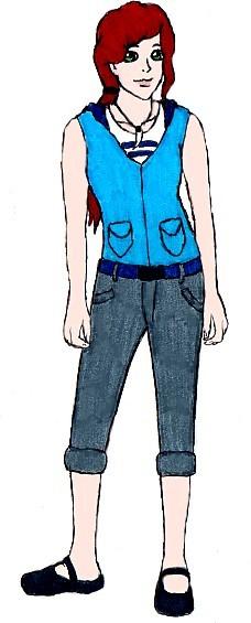 Cleo Lawford - HP OC