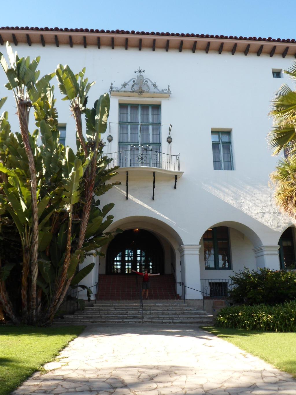 Travel Diaries - Under Santa Barbara Skies by punkette180