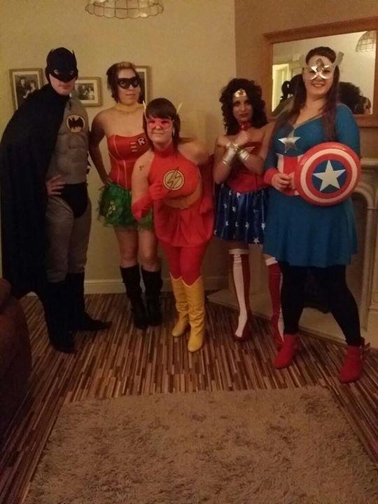 Superhero Night 03 by punkette180