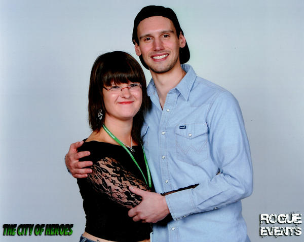 Meeting Cory Michael Smith by punkette180
