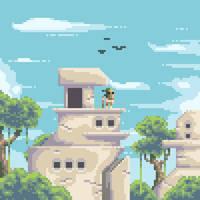 Jungle exploration by SaintBonkers