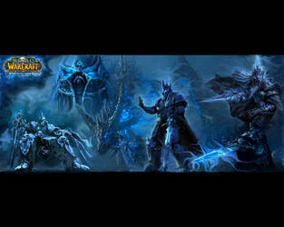 Lich King Wallpaper by Syrialla