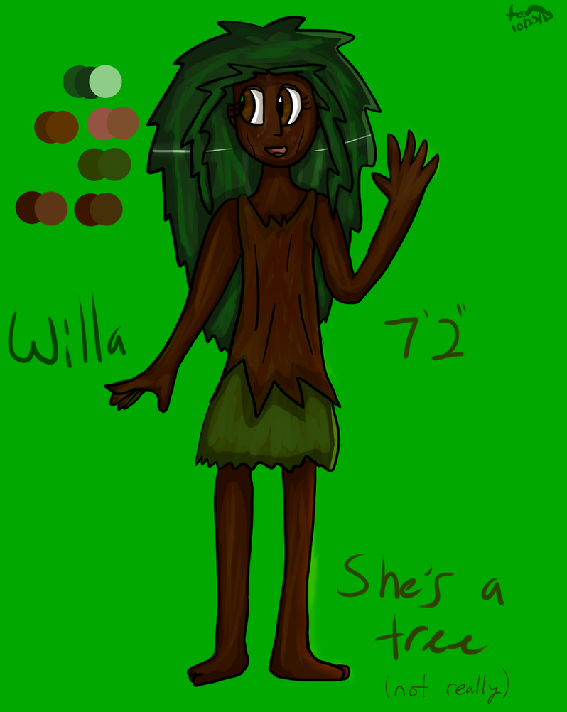 Willa by Oceanrush