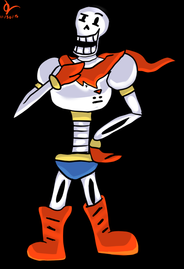 (The Great) Papyrus by Oceanrush