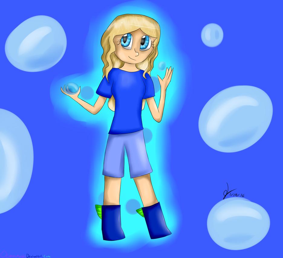 Layla (Redrawn) by Oceanrush