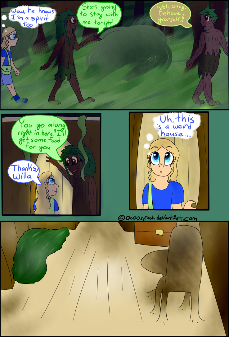 Water's Way pg. 22 by Oceanrush