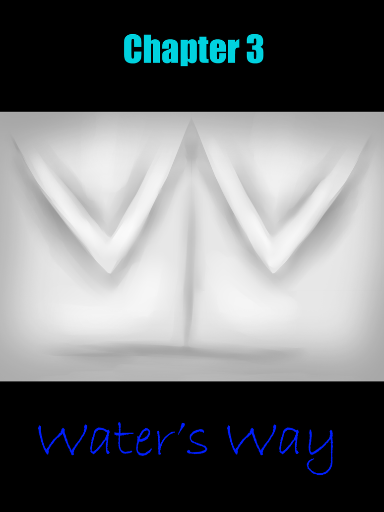 Water's Way Chapter 3 Cover by Oceanrush