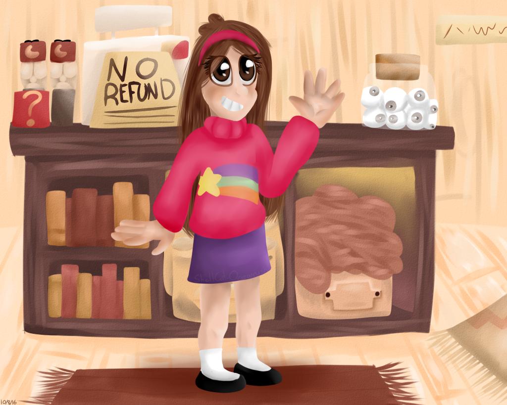 Mabel by Oceanrush