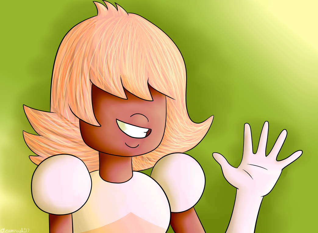 Padparadscha by Oceanrush