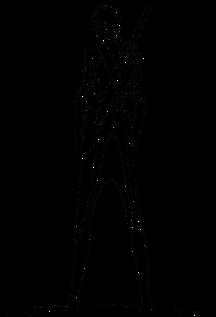 ichigo kurosaki coloring pages - ichigo fullbring lineart by ckayshirley on deviantart