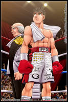 Ippo by CkayShirley