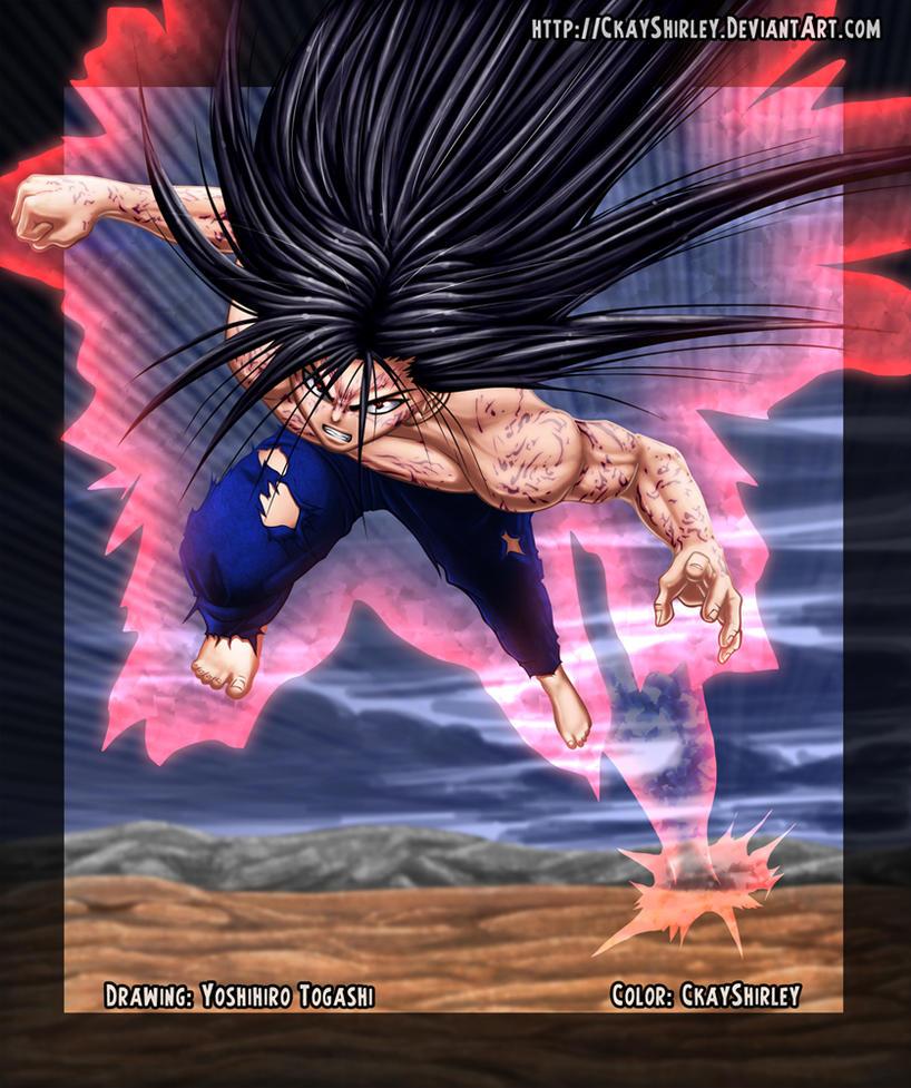 Yusuke demon form by ckayshirley on deviantart for Yusuke demon