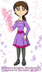 Bianca's redesign (as of 2017)
