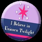 I Believe in Unicorn Twilight