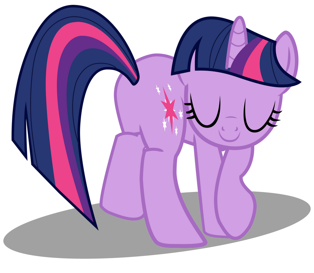 Twilight Sparkle (Unicorn) - Seriously? by TomFraggle on DeviantArt