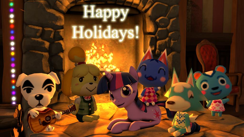 Happy Holidays! by kwark85