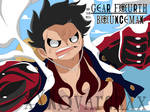 Gear Fourth Bounce Man   One Piece