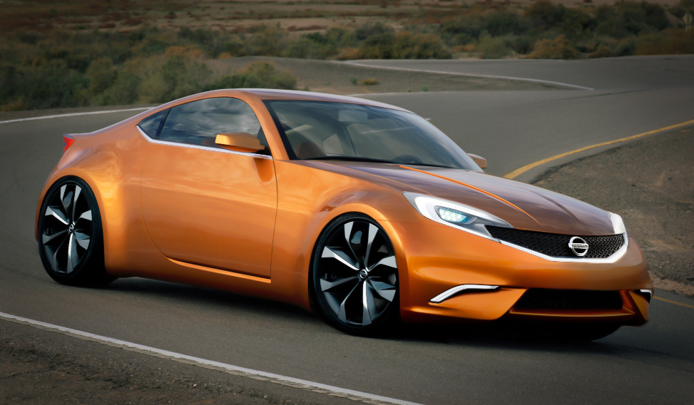 Nissan silvia s16 concept car