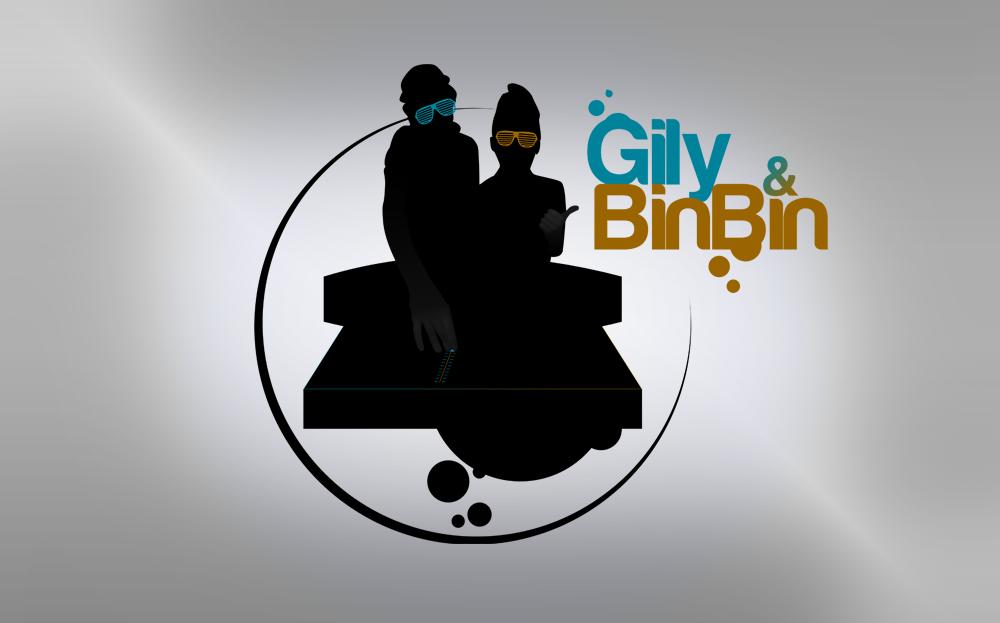 Gily and BinBin Logotype ?