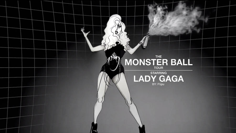 Welcome to The Monster Ball by Madonna1250