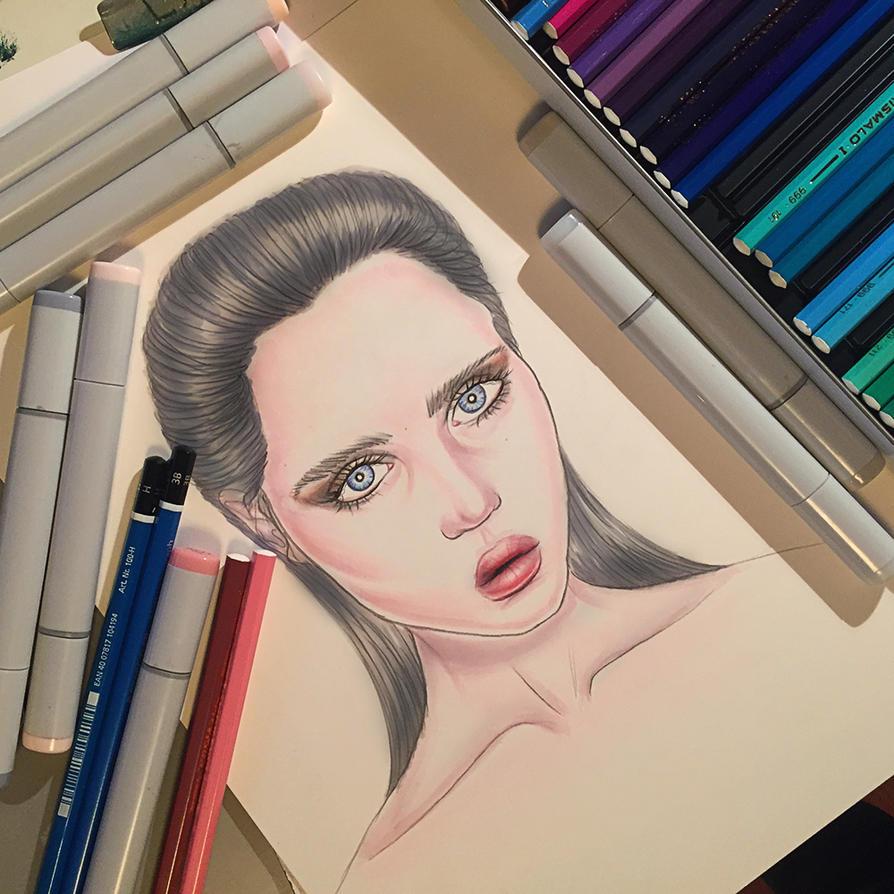 Alia Galyautdinova by Madonna1250