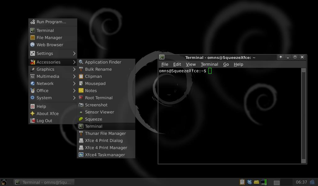 Debian 6 0 6 i386 xfce lxde cd 1 iso : izavbo
