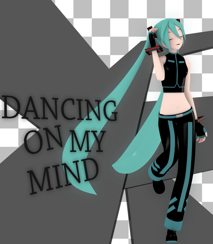 Dancing On My Mind by V--R