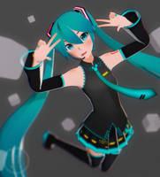 Joyful Jump by V--R