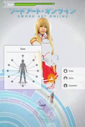 Asuna Cosplay (Sword Art Online) by ella-chan13
