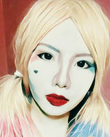 Harley Quinn by ella-chan13