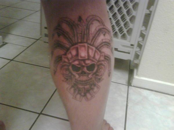 my newest tattoo 3