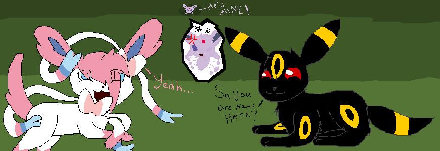Cute Cat Like Pokemon