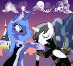 Duststrife swear allegiance to Luna by Antone-t62newo