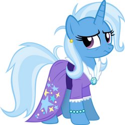 Trixie Lulamoon : Duchess of Canterlot by Tales-Fables