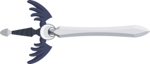 Luna's Sword from Fall of The Crystal Empire