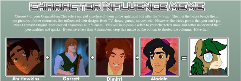 Swift Shade Characters Influence Meme