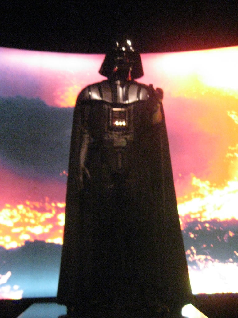 Darth Vader by Mokoni