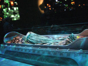 Padme's Coffin Side