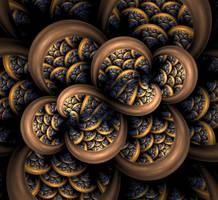 clusterfungus by cyberxaos