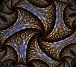 fractal weave