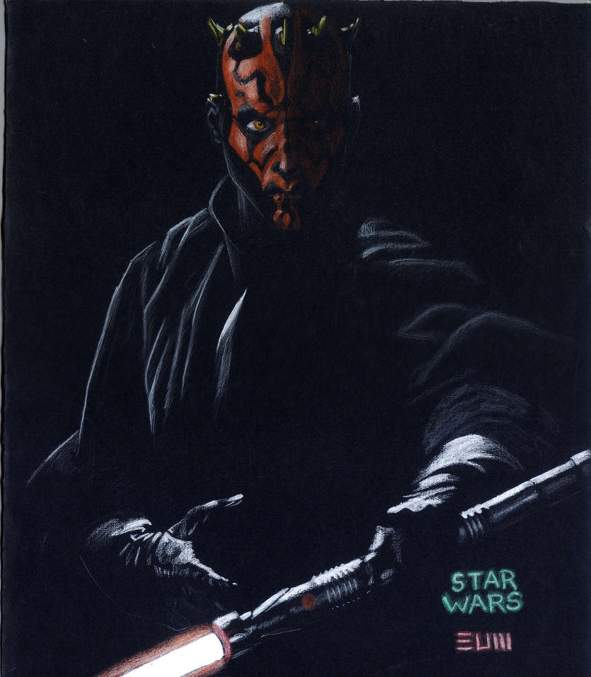 Maul by eumartleon