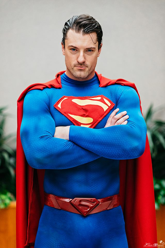 superman cosplay 2 by phoenixforce85 on deviantart