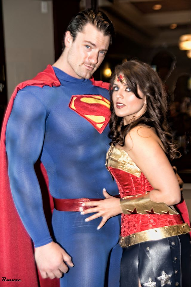 Superman and Wonder Woman Cosplay 4 by PhoenixForce85 ...  sc 1 st  DeviantArt & Superman and Wonder Woman Cosplay 4 by PhoenixForce85 on DeviantArt