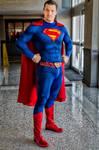 Superman Cosplay 4